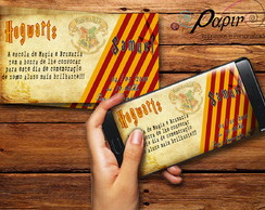 Convite Digital Aniversario Tema Harry Potter
