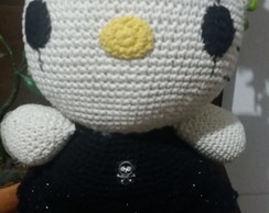 hello kitty de croche
