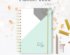 Planner 2020 Permanente - Arquivo Digital