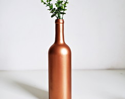 Garrafa Decorativa - Rose Gold