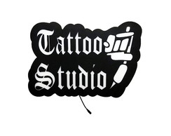Placa Luminoso Led Tattoo Tatuagem Studio Ink 60x40