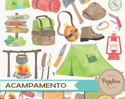 Kit Digital acampamento