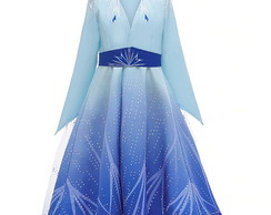 Fantasia Elsa do novo filme Frozen 2 (CAPA) 2020