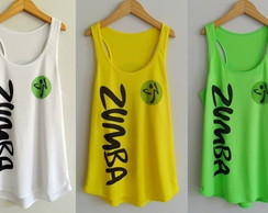 Regatas Zumba Fitness