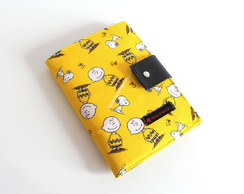 "Capa Kindle 6"" - Charlie Brown"
