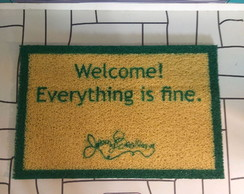 Filmes e Séries: Welcome! Everthing is fine - TGP (cor 6)