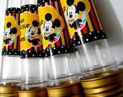 Tubete Personalizado do Mickey