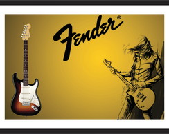 Quadro Decorativo Fender FD1