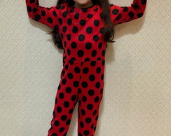 FANTASIA INFANTIL LADY BUG