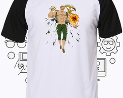 Camisa Nanatsu No Taizai (The Seven Deadly Sins)