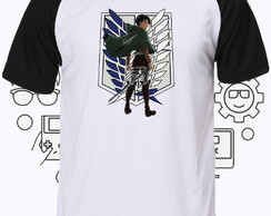 Camisa Attack On Titan (Shingeki no Kyojin)