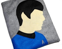 Porta Notebook Spock