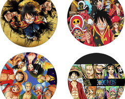 Porta Copos Animes - One Piece