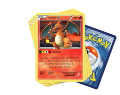Convite Card Pokemon com Envelope