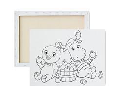Tela Para Pintura Infantil Bob Esponja 20x30 No Elo7 W Arte