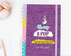 Caderno de K-pop - (Oh my K-pop)