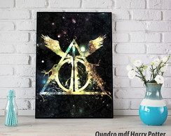 Quadro Poster Harry Potter