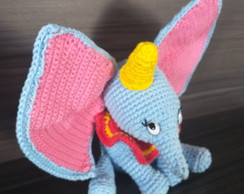 Dumbo - free pdf pattern (written in French) | Crochet doll ... | 194x244