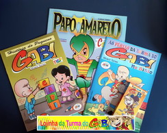 Kit Lojinha da Turma do Gabi 02 - Para Colorir
