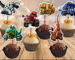 toppers Dinotrux