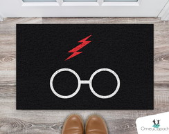 Capacho Geek Harry Potter