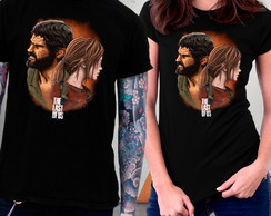 Camiseta The Last of Us PS4 Jogos Game Blusa Ellie