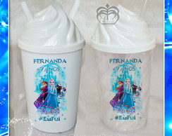 Copo chantili Frozen 2