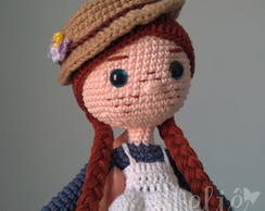 AMIGURUMI ANNE WITH AN E