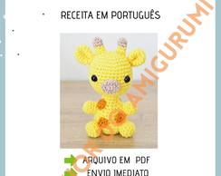 Amigurumi Brasil – AmiBR – Receitas totalmente em Português ... | 194x244