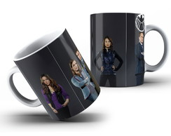 Caneca Marvel Agents of Shield