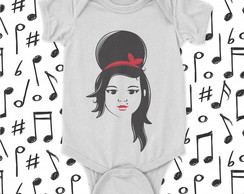 Body Infantil Amy Winehouse