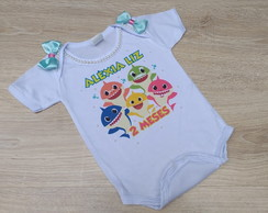 Body personalizado baby shark