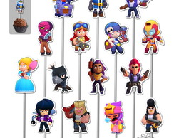 Topper Brawl Stars 1