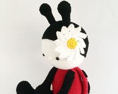 Boneca Joaninha no Elo7 | Sra. Crochê (A01514) | 194x244