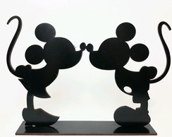 Enfeite Mickey e Minnie