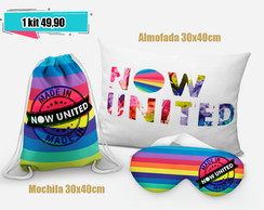 KIT NOW UNITED ( Vendemos apenas 1 kit)