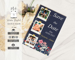 Convite digital Save The Date fotos