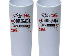 Copo Long Drink Personalizado 300 Ml - #DiadasMães
