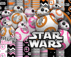 Kit Digital Star Wars BB-8