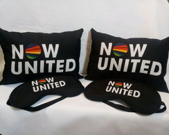 Kit Almofada Tam:20x30 Tapa Olho Now United