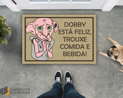 Capacho Divertido - Dobby (Harry Potter)