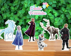 6 Display de Mesa Frozen 2
