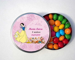 Latinhas Mint to Be - Branca de Neve