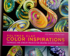 Livro Polymer Clay Color Inspirations