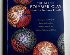 Livro The Art of Polymer Clay