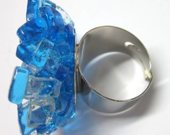 MAXI Anel-Vidro / Exclusive Glass Ring