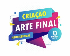 Arte final em 24 horas para Facebook Instagram WhatsApp