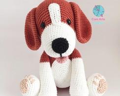 Haken: Hond Beagle Bram (MyKrissieDolls)- Nobdoy ELSe   Amigurumi ...   194x244