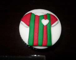 Cupcakes do Fluminense