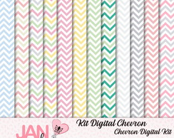 Kit Digital Chevron